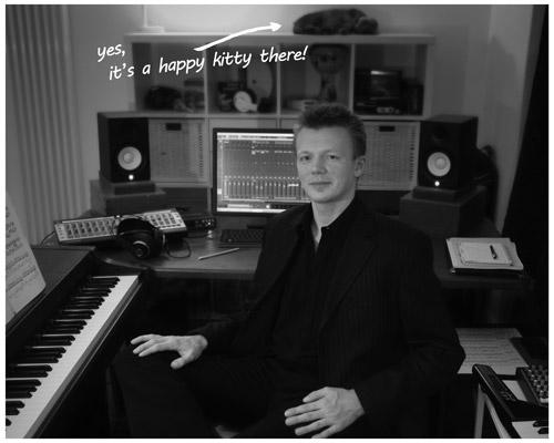 Ruslan Perezhilo composer pianist
